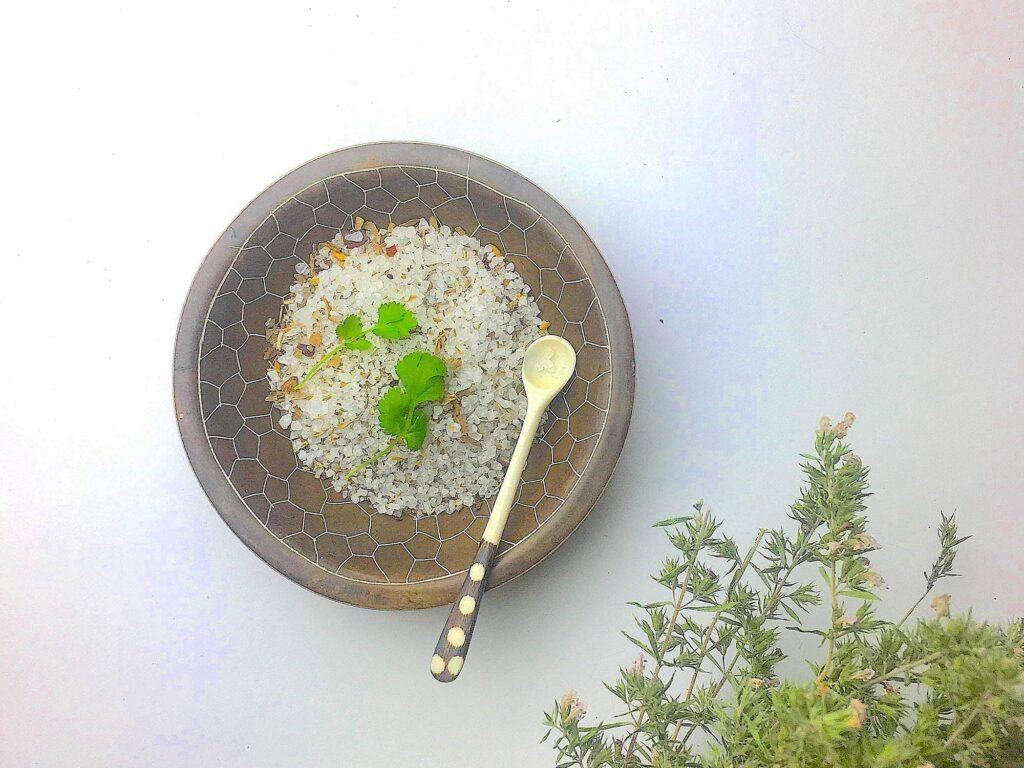 Lav selv krydderurtesalt